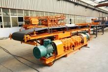 煤矿胶带输送机 固定带式输送机 嵩阳煤机